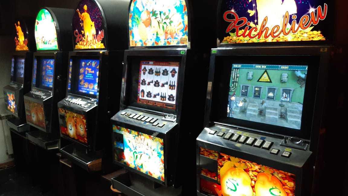 Игровые автоматы онлайн kz