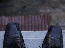 Под окнами запорожской больницы умер мужчина