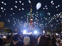 Новый год шагает по планете (Фото)