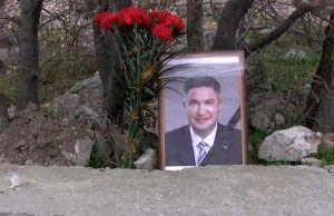 Расстрел крымского мэра-регионала (ВИДЕО)