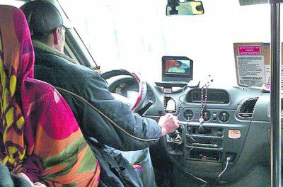 На запорожских маршрутках половина водителей работает меньше года