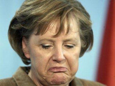 Меркель зарабатывает больше всех еврочиновников