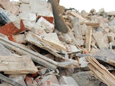 В Запорожской области на ребенка обрушилась стена дома