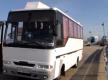 Пьяный водитель вез полный автобус чиновников из Мелитополя