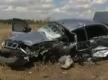 Видеорегистратор заснял последние минуты жизни водителя «Ланоса», в который влетела «Мазда»