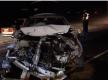 Смертельное столкновение на трассе: обе машины всмятку (ВИДЕО)