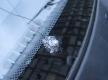 В Запорожье  участник Евромайдана получил пулю в авто