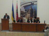 В Запорожье Партия регионов саботирует проведение сессии