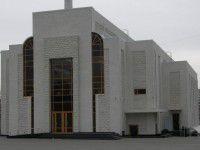 В Запорожье во двор синагоги кинули коктейль «Молотова»