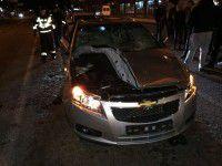 Во время стрельбы в центре Запорожья пострадала случайная прохожая