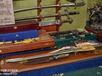 Оружие, изъятое у запорожского коллекционера, нашли в доме Пшонки (Фото)
