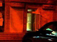 В Запорожье спортсмены вскрыли двери во втором офисе Анисимова на Анголенко