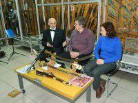 В Запорожье оружие станет участником концерта (ФОТО)