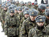 В запорожских военкоматах начался призыв