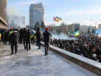 Запорожские телеканалы игнорируют показ фильма о разгоне Майдана
