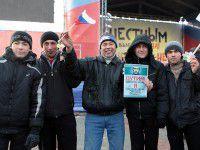 В Запорожскую область свозят россиян для участия в митингах — МИД