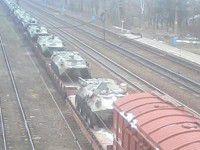 В запорожское село вернули 40 танков