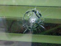 В Запорожье обстреляли  редакцию новостного сайта