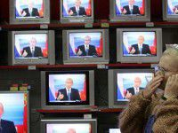 В Бердянске отключили российские телеканалы