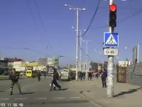 Против запорожских самообороновцев, напавших на пророссийскую колонну, завели дело