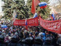 Запорожские сепаратисты попытаются заблокировать военных