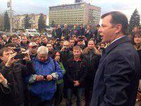 Ляшко анонсировал свое выступление В Запорожье за полчаса до начала