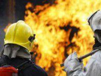 Ночью в  Запорожье заживо сгорела семья
