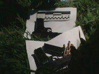 На запорожском блок-посту задержали иномарку с вооруженными пассажирами