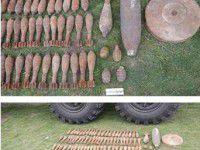 Житель Запорожской области торговал снарядами из Новобогдановки