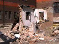 В центре Запорожья предотвратили взрыв