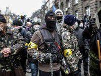 Правый сектор обнародовал свою версию событий в Энергодаре: чеченцы планировали захват работников милиции