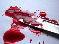 В центре Запорожья парню всадили в живот нож