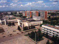 В Запорожской области «город-призрак» остался без воды