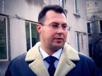 Заместитель запорожского мэра получил «на орехи» от Правого сектора