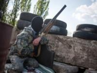 Под Бердянском задержаны двое террористов, один убит