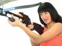 В Запорожье закроют все тиры и магазины оружия