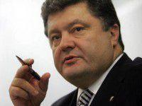 Запорожцами, которые «лили грязь» на Порошенко, займутся правоохранители