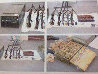 Суд не отпустил сепаратистов, задержанных в Бердянске с 78 ящиками оружия
