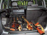 В Запорожье задержали 11 человек с оружием
