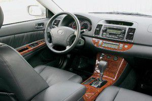 Toyota Camry old 03