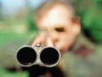 По Запорожье разгуливал вооруженный пенсионер