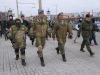 Запорожские самообороновцы формируют спецроты