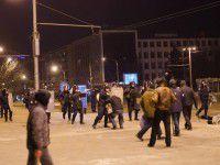 Запорожский прокурор выгораживает силовиков, разгонявших Майдан