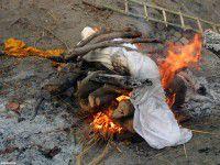 РЕЗОНАНС: в Бердянске изверги обокрали и сожгли мужчину