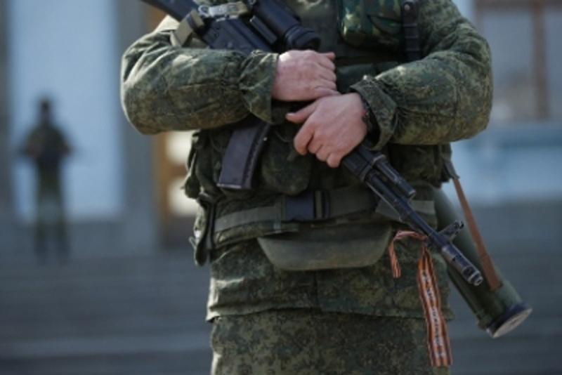 В Запорожской области  на территории военной части задержали фотографа
