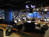 В Запорожской области представители власти безобразничали в студии телеканала