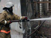 В курортном городе две маленькие сестры чуть не погибли в страшном пожаре