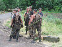 Кровавые события под Донецком глазами запорожского журналиста