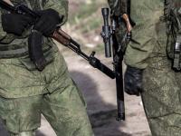 В Мариуполе под обстрел террористов попали бердянские пограничники