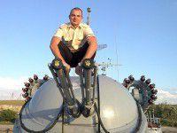Военный из Энергодара: «Когда поднимали российский флаг, развернулся и ушел» (ФОТО)